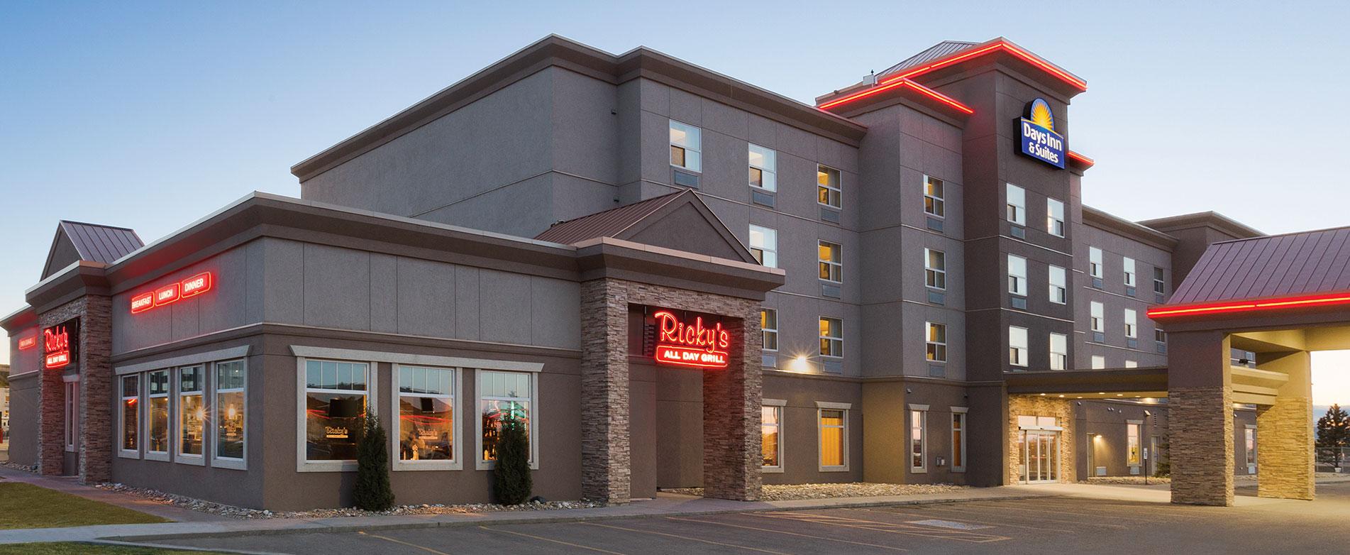 Days Inn Suites South Edmonton Hotels Near Edmonton Airport Ab